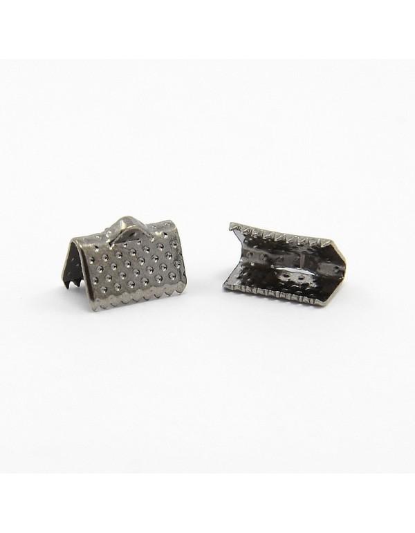 Juosteliu užspaudejas , juodos sp., 10 mm, 30 vnt.