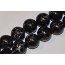 Hovlitas ( dažytas) , juoda sp., 12 mm., 1 juosta ( 34 vnt.)