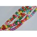 Hovlitas , spalvų mix , 4 mm., 1 juosta ( apie 110 vnt.)